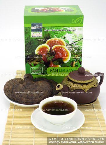 Cách sắc nấm lim xanh rừng tự nhiên Tiên Phước ảnh hưởng tới hiệu quả sản phẩm