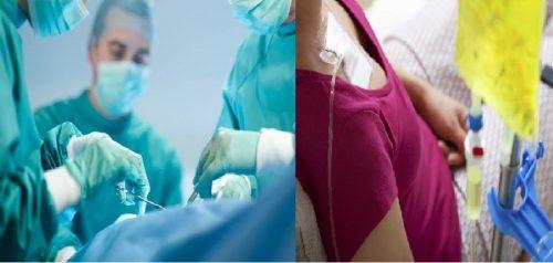 Điều trị ung thư vú bằng phương pháp hóa trị