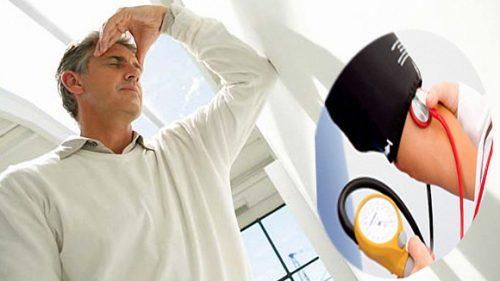 Huyết áp cao là căn bệnh có những biến chứng nguy hiểm.