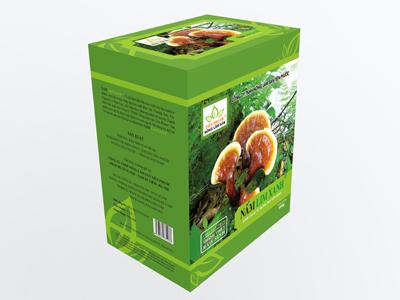 Hình ảnh sản phẩm nấm lim xanh thanh thiết bảo sinh đã được đăng ký bản quyền