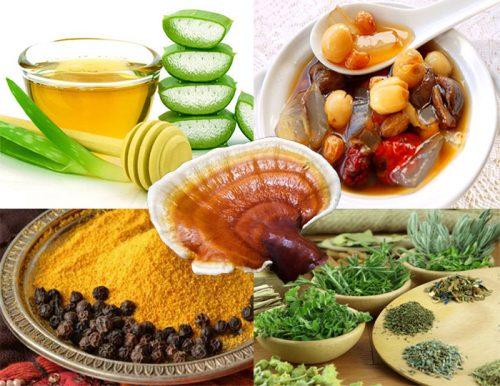 Bài thuốc phòng chống ung thư từ món ăn với gia vị và thảo dược