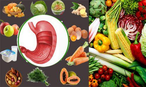 Chế độ ăn dưỡng sinh ngăn ngừa ung thư dạ dày