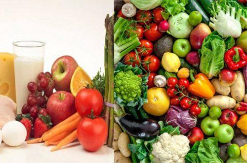 Nguyên tắc ăn dưỡng sinh ngăn ngừa ung thư