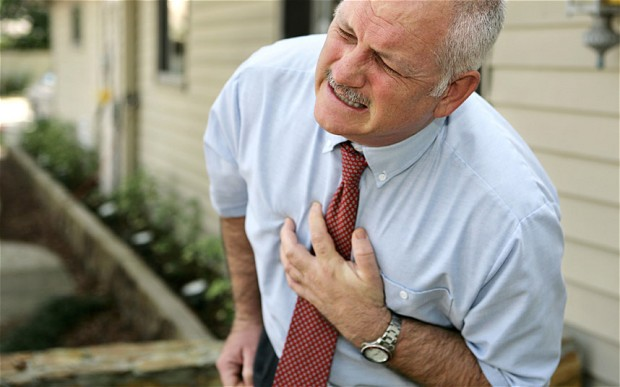 Bệnh tim mạch đang gặp ngày càng nhiều ở người già