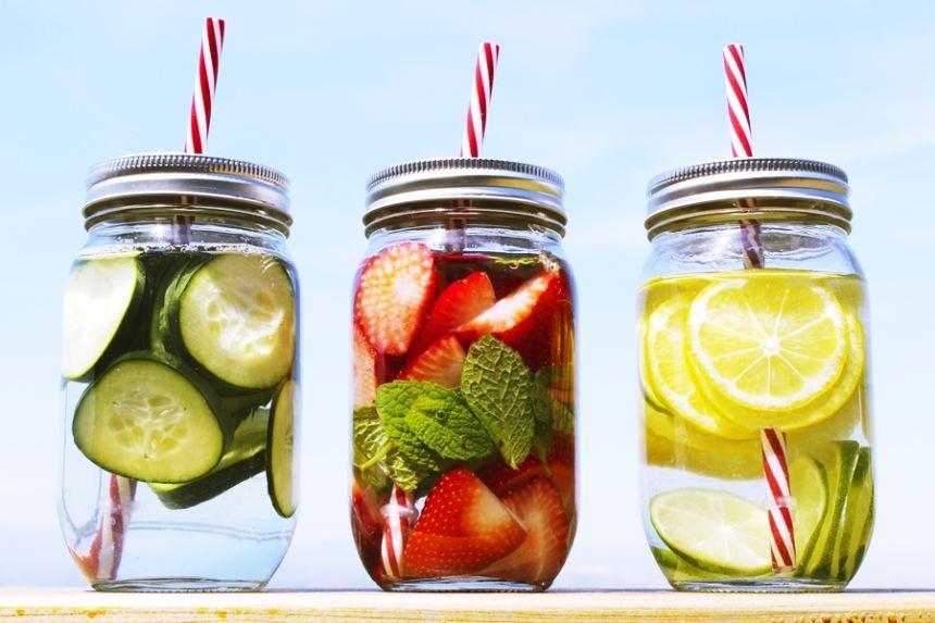 Những loại nước giúp giảm cân và thanh lọc cơ thể cực tốt