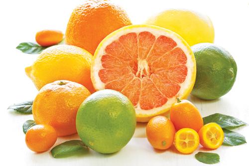 cam quýt là hoa quả không thể thiếu cho người mắc bênh tiêu hóa