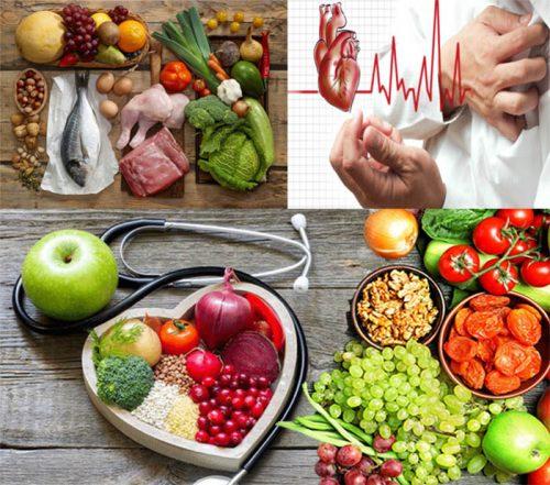 Nguyên tắc ăn uống giúp phòng chống bệnh tim mạch