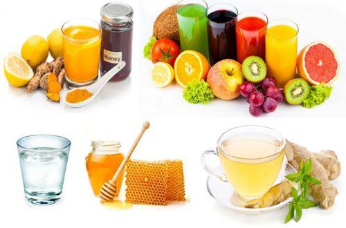 Nước uống giảm cân nhanh vào buổi sáng