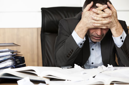 phần lớn người mắc bệnh béo phì có tinh thần căng thẳng