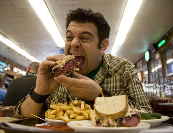 Thói quen ăn uống xấu dẫn tới béo phì