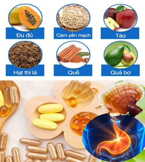 Thực phẩm tốt cho dạ dày