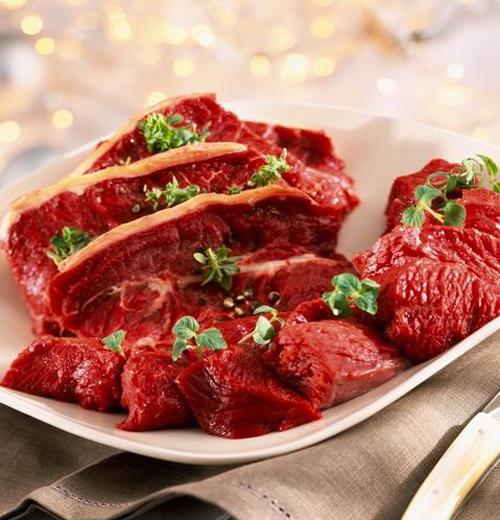 Thịt đỏ tốt cho sức khỏe