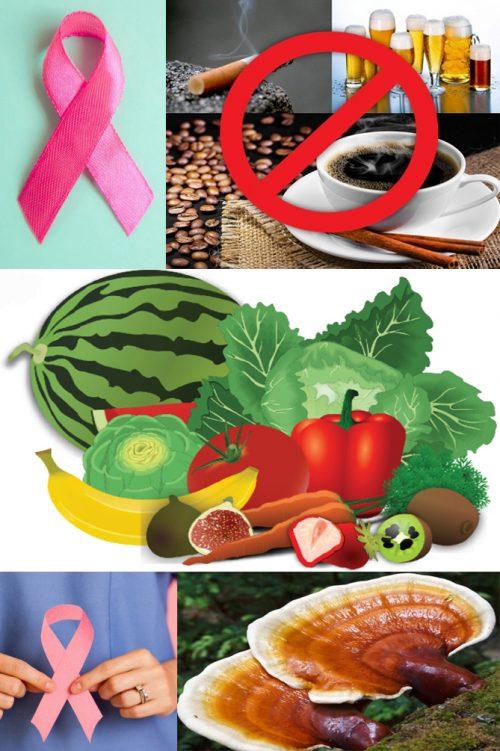 Phòng tránh ung thư cho phụ nữ cùng thói quen ăn uống sinh hoạt