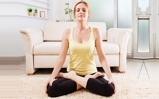 Thở bằng bụng giúp cơ thể khỏe mạnh mỗi ngày