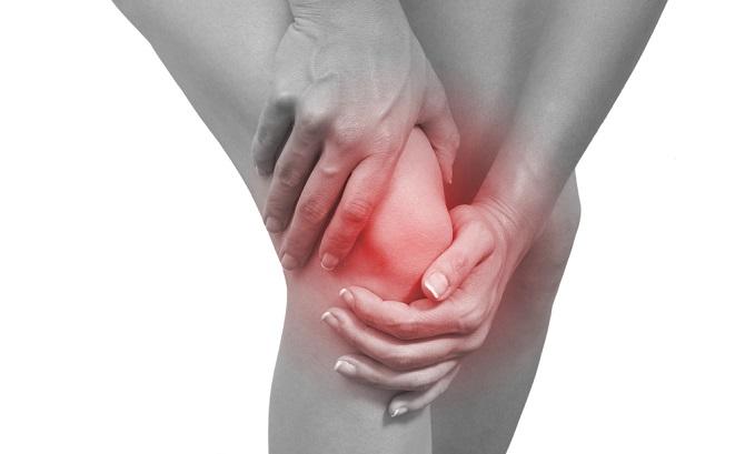 Bệnh đau khớp là lớp sụn ở khớp xương bị thoái hóa và ăn mòn