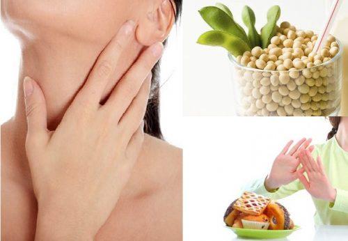 Người bị ung thư tuyến giáp không nên ăn gì?