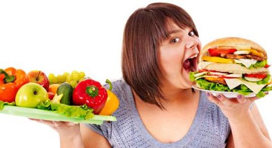 Người thừa cân béo phì nên chọn chế độ ăn uống hợp lý