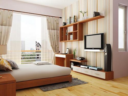 Phòng ngủ nơi tiềm ẩn nhiều vi khuẩn gây bệnh