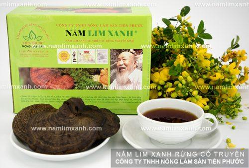 Cách nấu nấm lim xanh Quảng Nam phát huy tác dụng của nấm