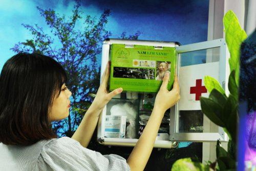 Sử dụng nấm lim xanh kết hợp với các phương pháp điều trị khác nhằm mang lại kết quả cao nhất.