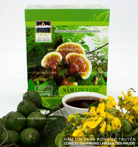 Công dụng của nấm liêm xanh rừng trong giải độc rất hiệu quả