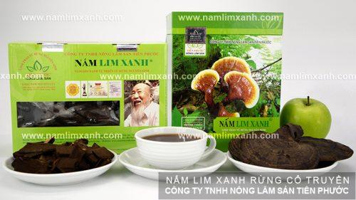 Tác dụng của nấm lim Quảng Nam