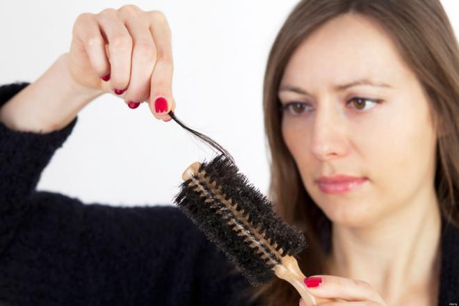 Làm gì để chống rụng tóc?