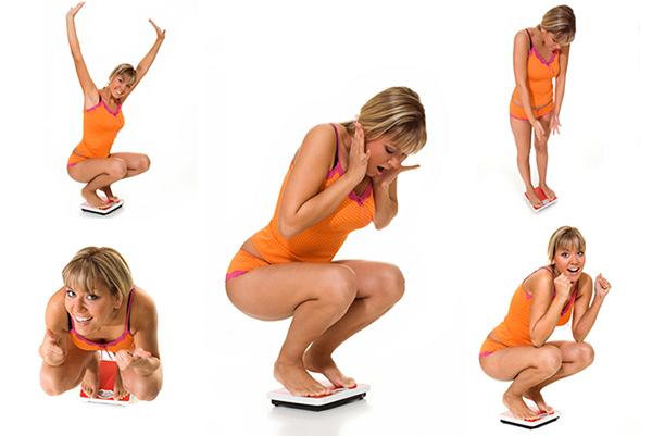 Nên duy trì trọng lượng cơ thể một cách hợp lí