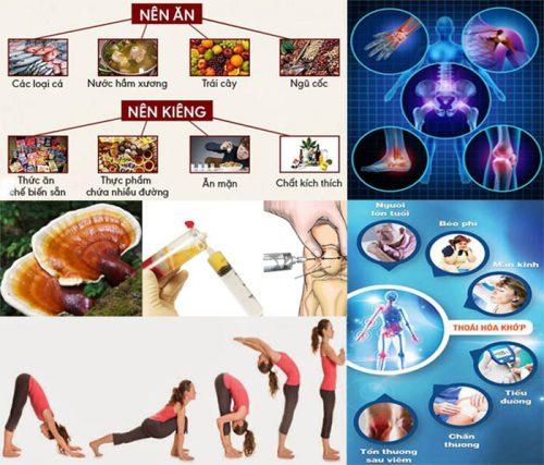 Thoái hóa khớp với nguyên nhân triệu chứng và cách chữa thoái hóa khớp
