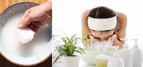 Cách làm đẹp da tại nhà bằng nước vo gạo