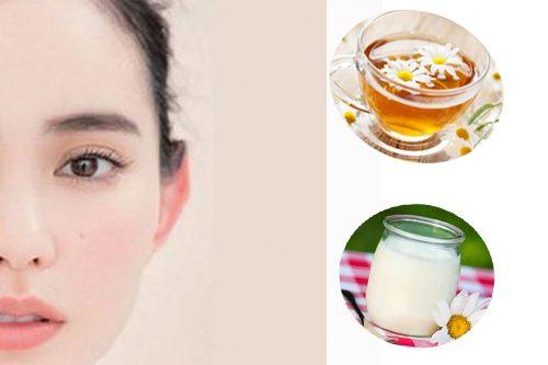 Cách làm đẹp da tại nhà bằng sữa chua