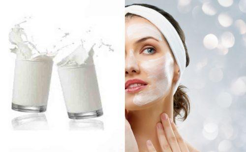Cách làm đẹp da tại nhà bằng sữa tươi
