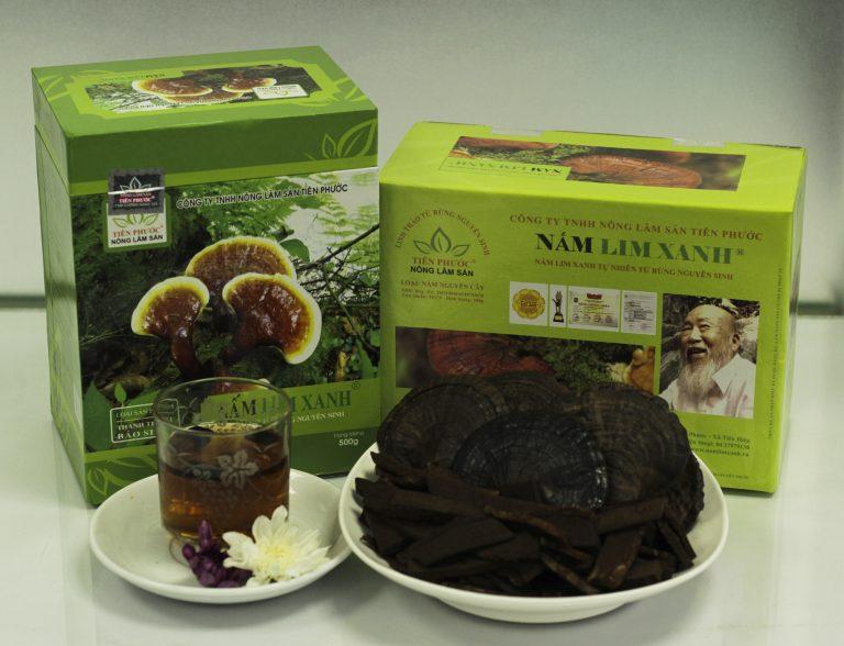 Giảm đau do viêm khớp là một trong những công dụng của nấm lim xanh Quảng Nam.