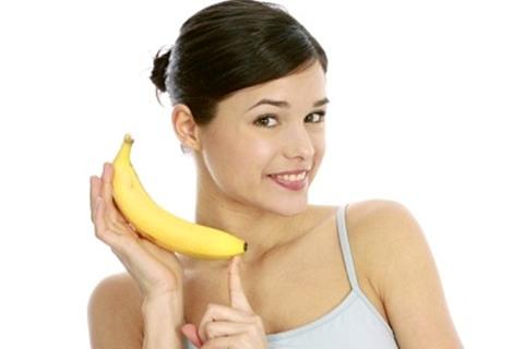 Chuối chứa nhiều kali giúp giảm béo nhanh nhất