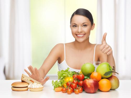Lựa chọn chế độ ăn kiêng hợp lý