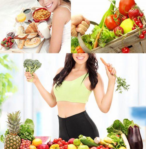 Nguyên tắc ăn uống giúp giảm béo cho phụ nữ sau sinh