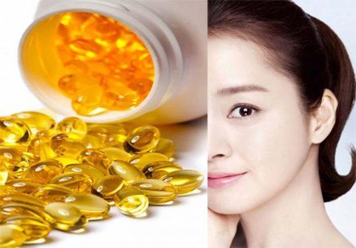 Những lưu ý khi sử dụng vitamin E trị tàn nhang