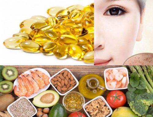 Sử dụng vitamin E điều trị tàn nhang