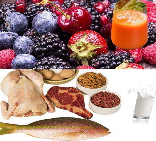 Trị tàn nhang nên ăn gì và không nên ăn gì?