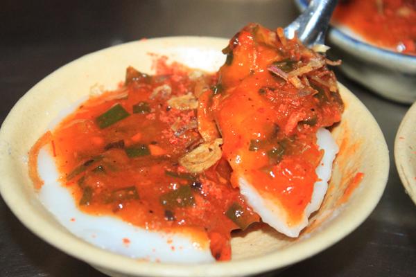 Khi đến Quảng Nam không thể bỏ qua món bánh bèo