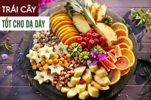 Đau dạ dày ăn quả gì?