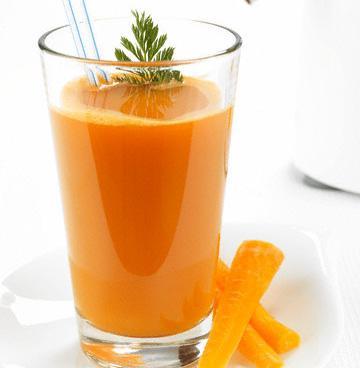 Cà rốt giúp ngăn chặn bệnh ung thư cổ tử cung