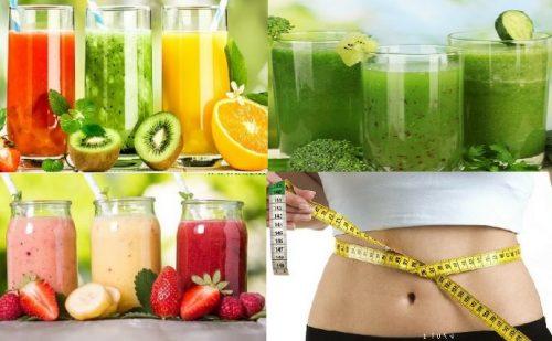 Nước uống giảm mỡ bụng tự nhiên cấp tốc