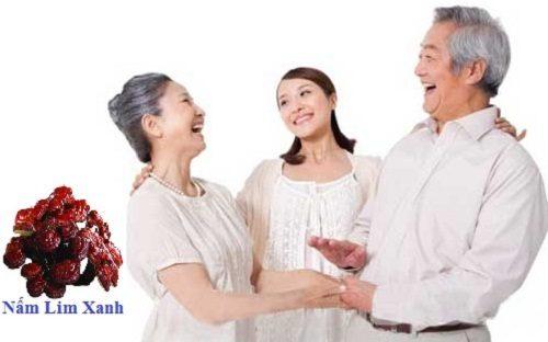 Tác dụng nấm lim xanh Quảng Nam chữa bệnh nan y hiệu quả.