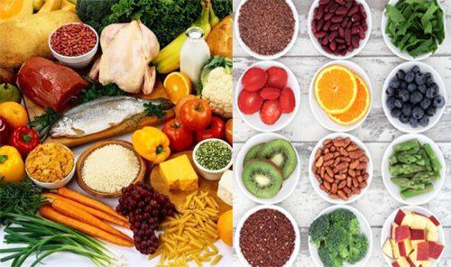 Chế độ dinh dưỡng giúp phòng tránh tai biến mạch máu não