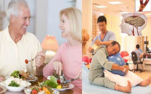 Phòng tránh tai biến mạch máu não bằng chế độ luyện tập
