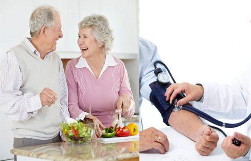 Phòng tránh tai biến mạch máu não ở người cao tuổi
