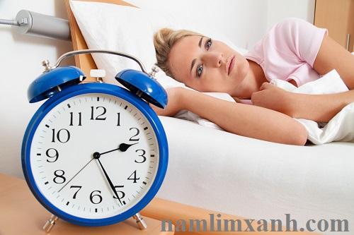 chữa mất ngủ đơn giản không cần dùng thuốc