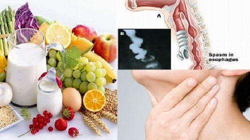 Chế độ dinh dưỡng cho người bệnh ung thư thực quản giai đoạn cuối
