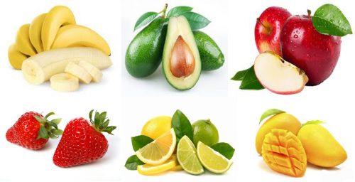 Những loại trái cây làm đẹp da